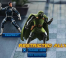 Ally Restrictions