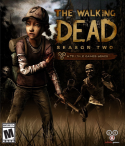 TWD S2 Game Cover