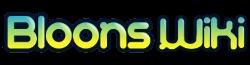 Bloons Wiki Wordmark
