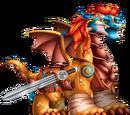 Dragón Espada del Valor