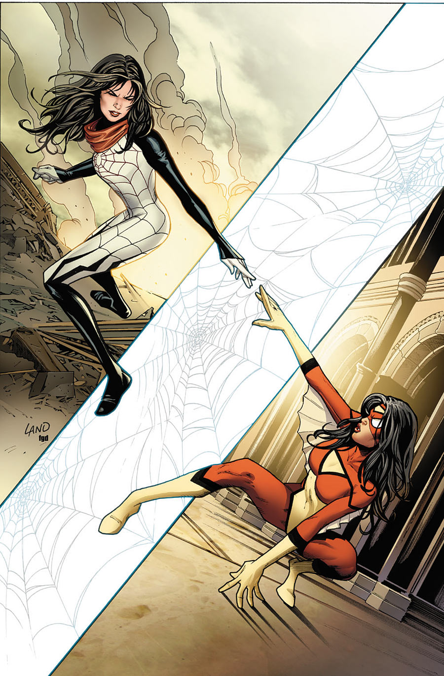 Spider-Woman Vol 5 3 Textless