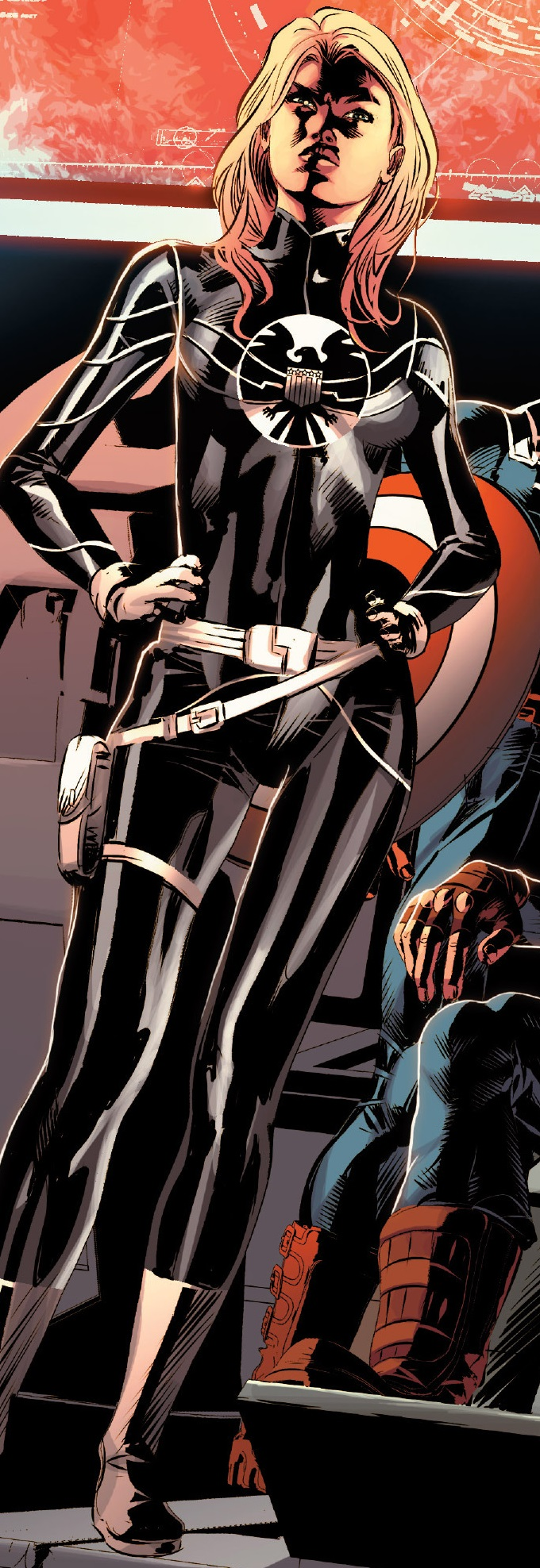 Susan Storm (Earth-616) from Avengers Vol 5 37