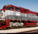 EMD SD70M
