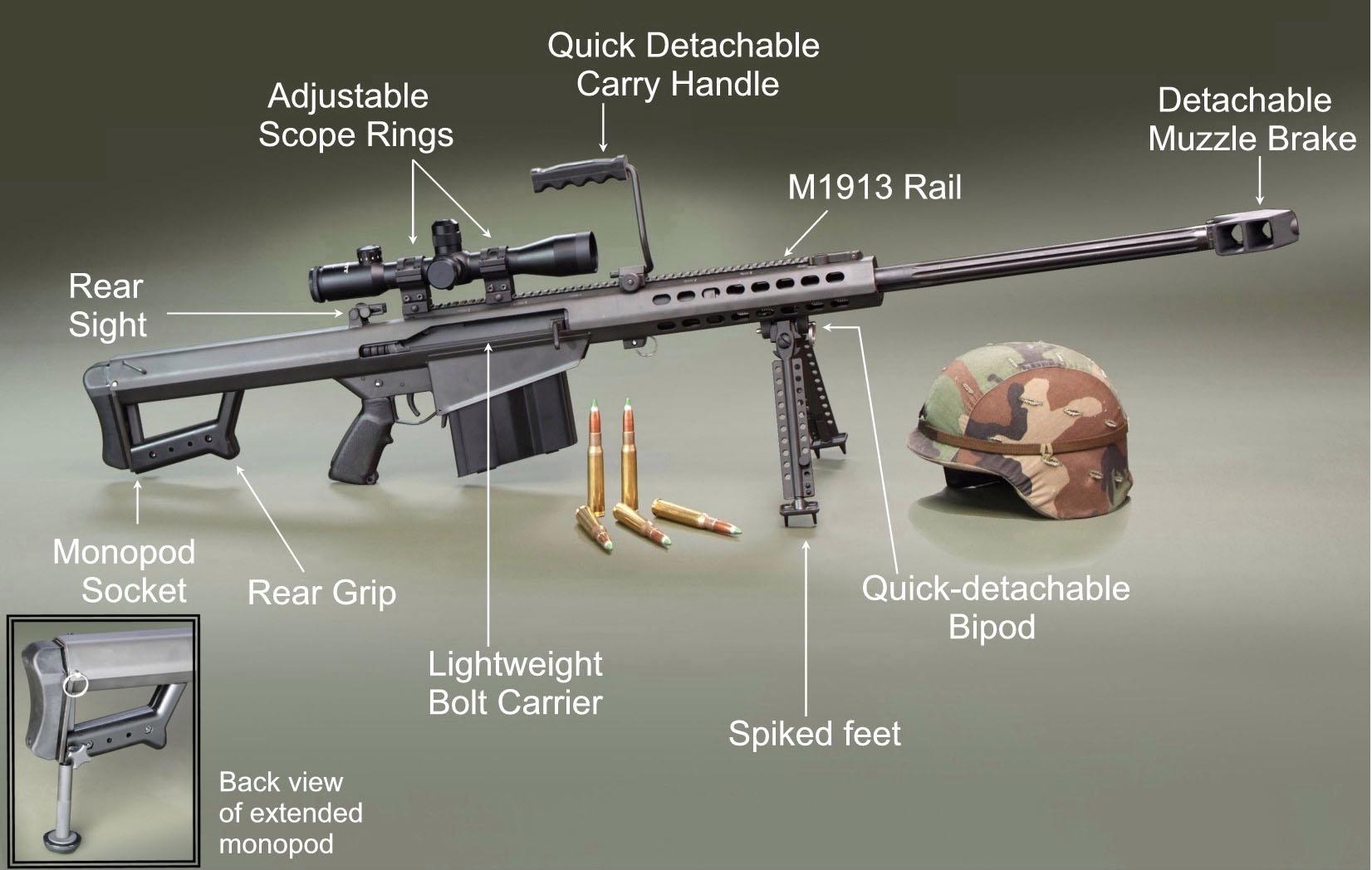 Image - M107-guns-20131265-  M107