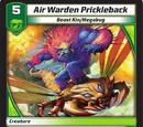 Air Warden Prickleback