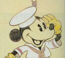 Navy Mickey