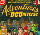 Adventures in the DC Universe/Covers