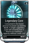 Legendary Core New