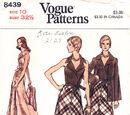 Vogue 8439 A