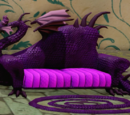 Maleficent Couch