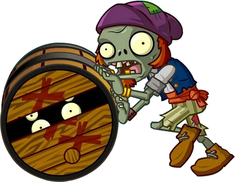 Zombie.png - Plants vs. Zombies Wiki, the free Plants vs. Zombies Plants Vs Zombies Zombie Head Png
