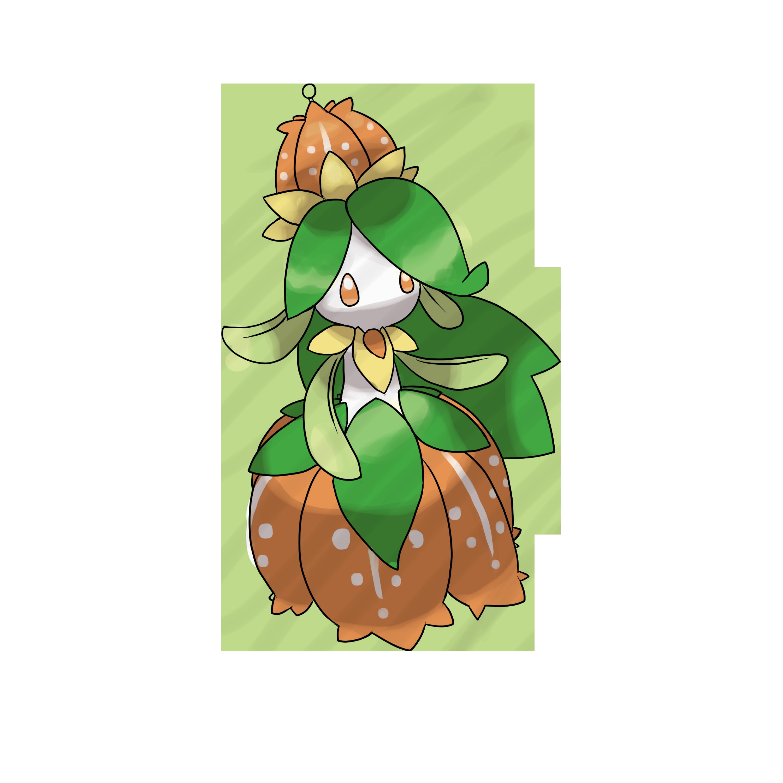 Pokemon Mega Lilligant Images | Pokemon Images