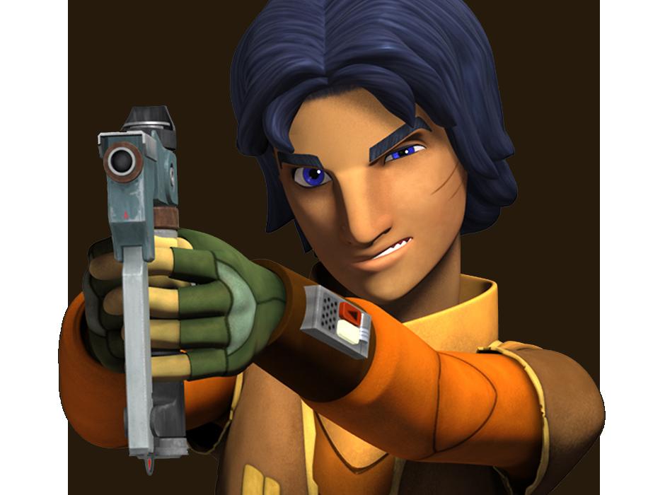 Ezra Bridger Abilities — STAR WARS™ BATTLEFRONT™  |Ezra Star Wars