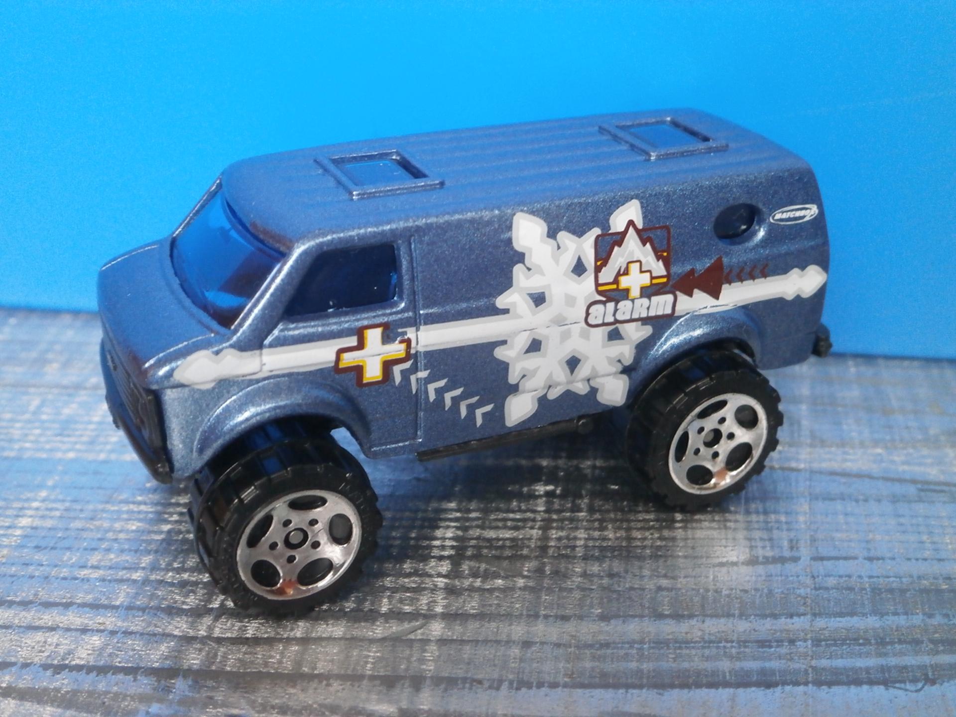 4x4 Chevy Van Matchbox Cars Wiki