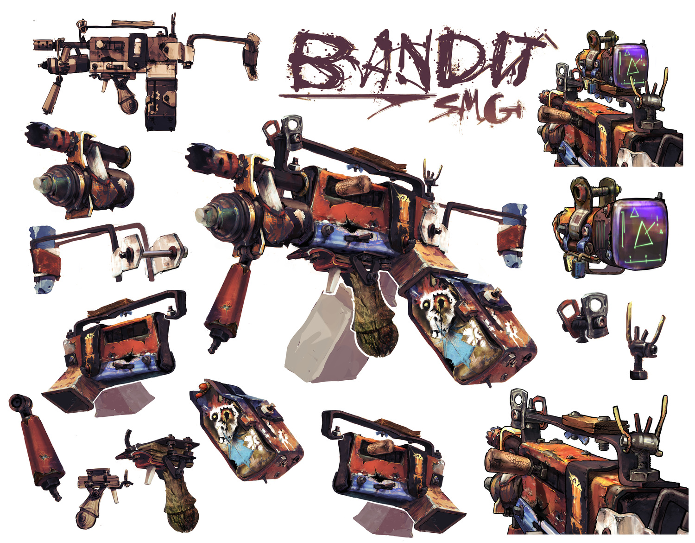 Prologo/Bienvenida  BanditSMGBreakdownV1