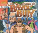 Adventures of Bayou Billy Vol 1