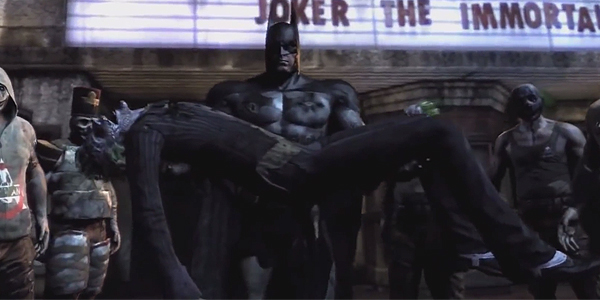 Batman Arkham Knight Jokers Son Batman Arkham Knight Jokers