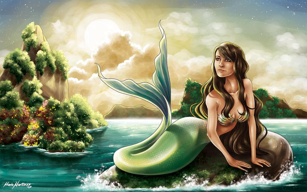 Opiniones de sirena - Colorazione sirena pagina sirena ...