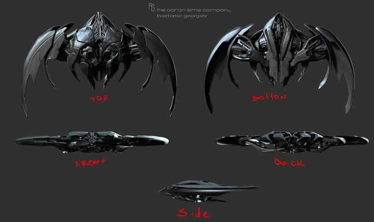 ... The-amazing-spider... Amazing Spider Man 2 Electro Concept Art
