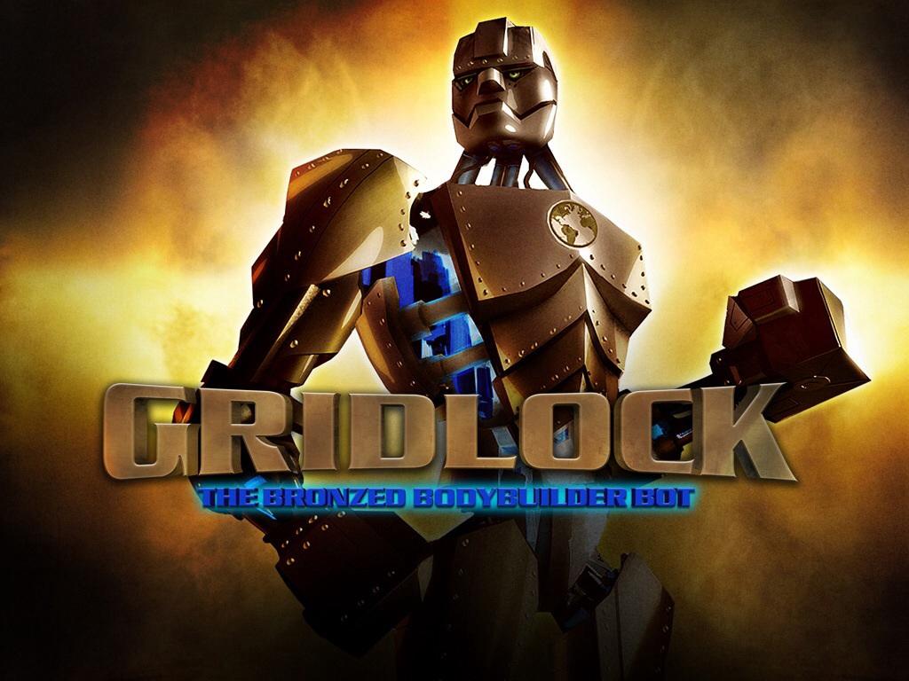 Real Steel Gridlock