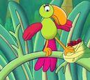 Petula the Parrot