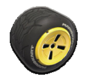 Mario Kart 7 wheels