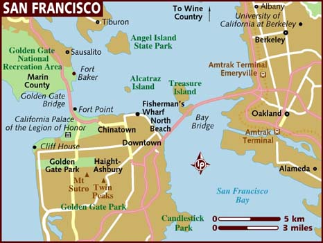 The history of the national parks in san francisco bay area united states