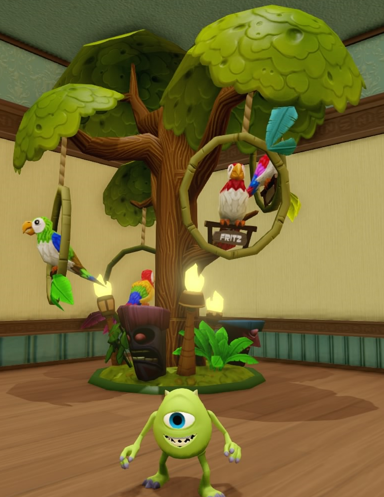 Tiki Room Birds Disney Infinity Wiki