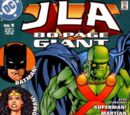 JLA 80-Page Giant/Covers