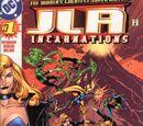 JLA Incarnations/Covers