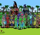 Mantids Biohazard Squad