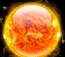 Sun badges