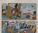 Archie Knuckles the Echidna Issue 21