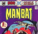 Man-Bat/Covers