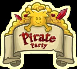 logo מפלגת פיראטים