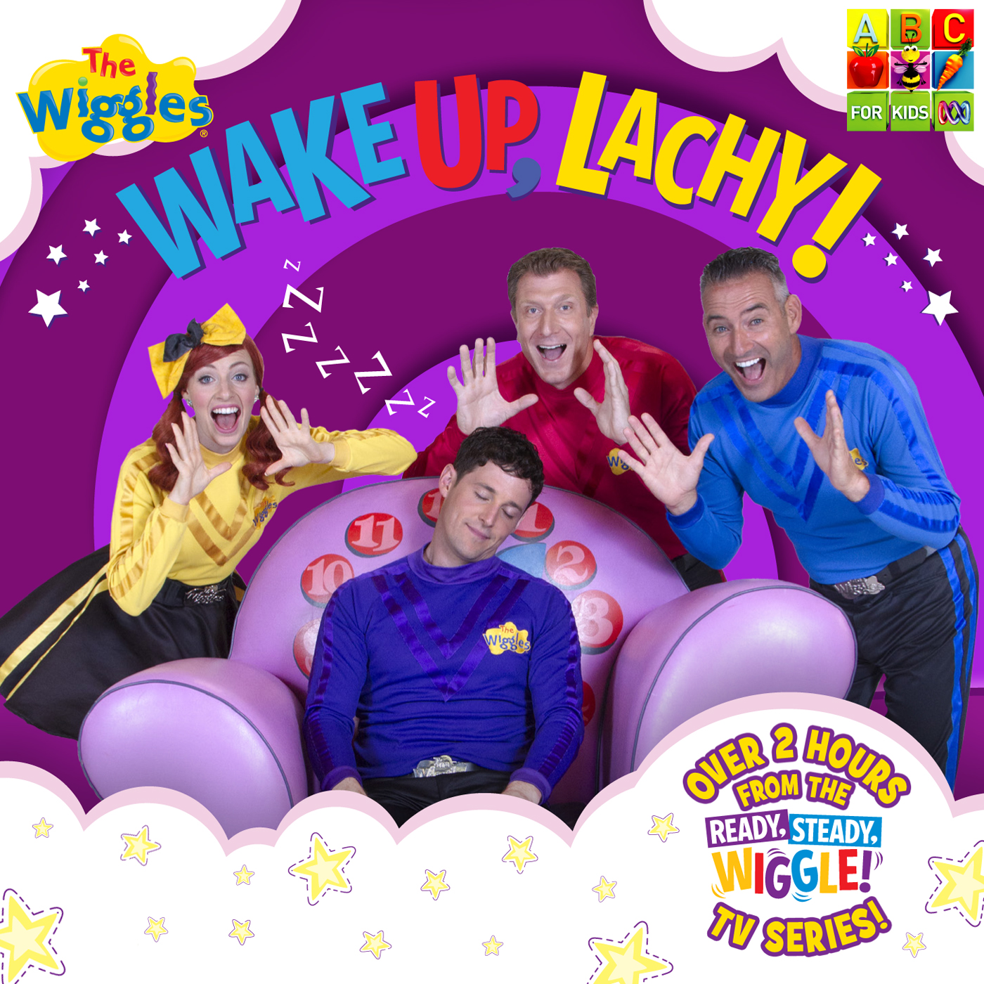 Wake Up Lachy! (video)