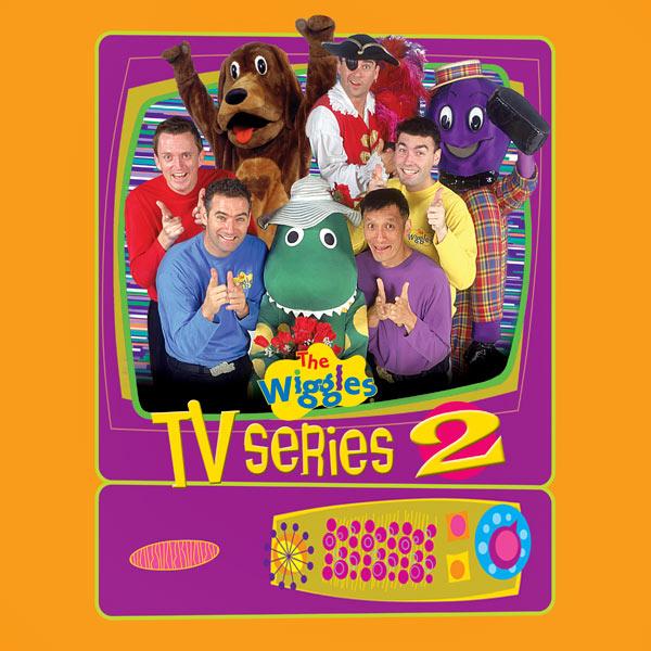 The Wiggles Tv Series Season 2 Part 2 Dvd Ripper