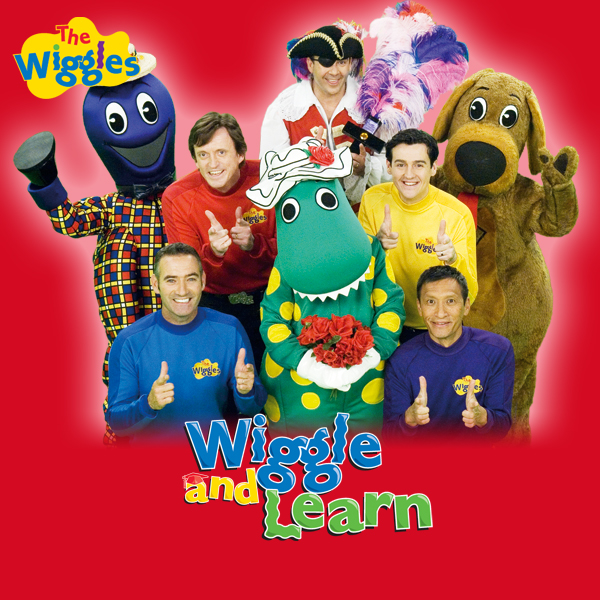 Wiggles wiki tv series