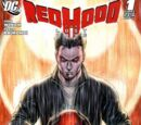Red Hood: The Lost Days/Covers