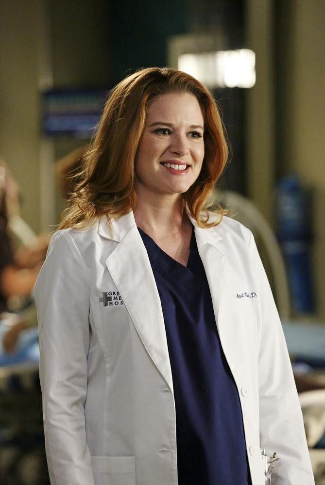 GreyS Anatomy April Kepner