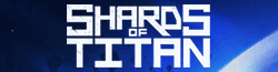 Shards of Titan Wiki Wordmark