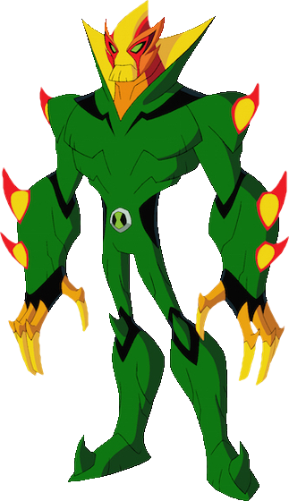 Swampfire Ben 10 Planet The Ultimate Ben 10 Resource