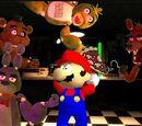 Retarded64: Freddy's Spaghetteria