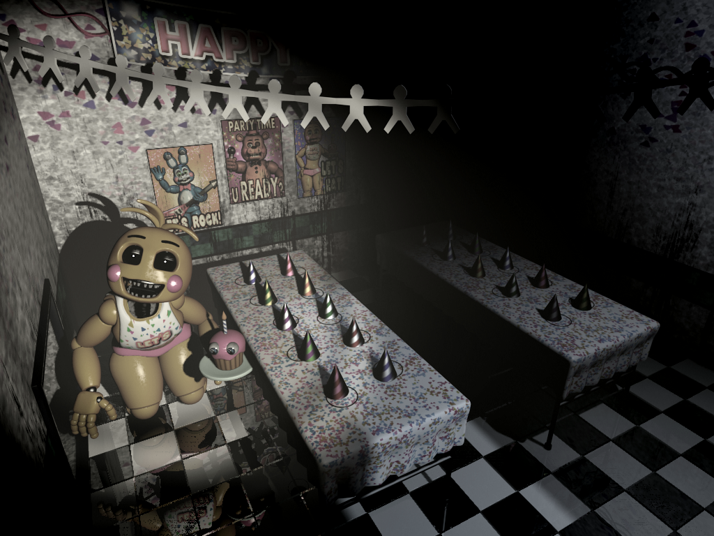 AF Blog: The Long and Winding Five Nights at Freddy's