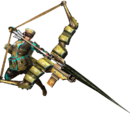 MH3U Equipment Renders