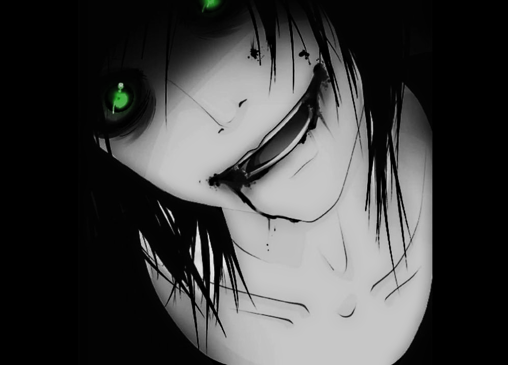 Jeff The Killer Flashing Gif Sub-thread the speakeasy (neutral safe ...