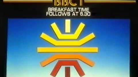 BBC Breakfast Time Episode dated 17 January 1983