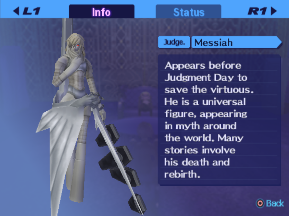 how to create helel in persona 3 fes