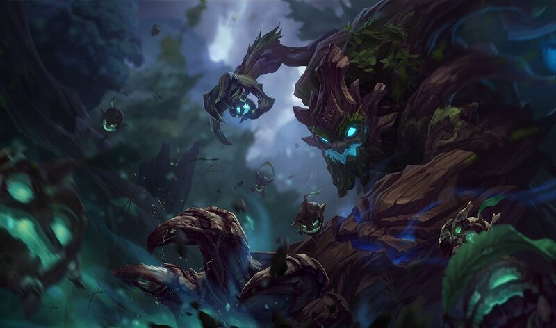 UNDERPICKED URF CHAMPION - THE BOTTOM LANE MAOKAI