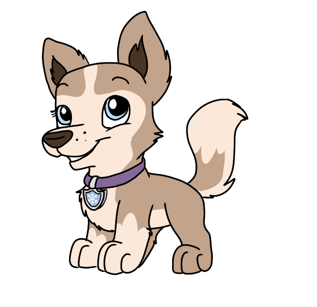 Paw Patrol Tundra Coloring Pages : Image tundra pup paw patrol fanon wiki